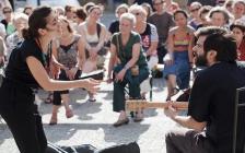 Lavoisier live at Fête de la Musique, 21.06.2013, Berlin